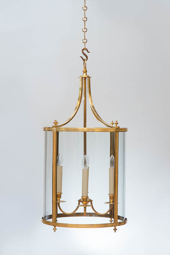 French hall lantern