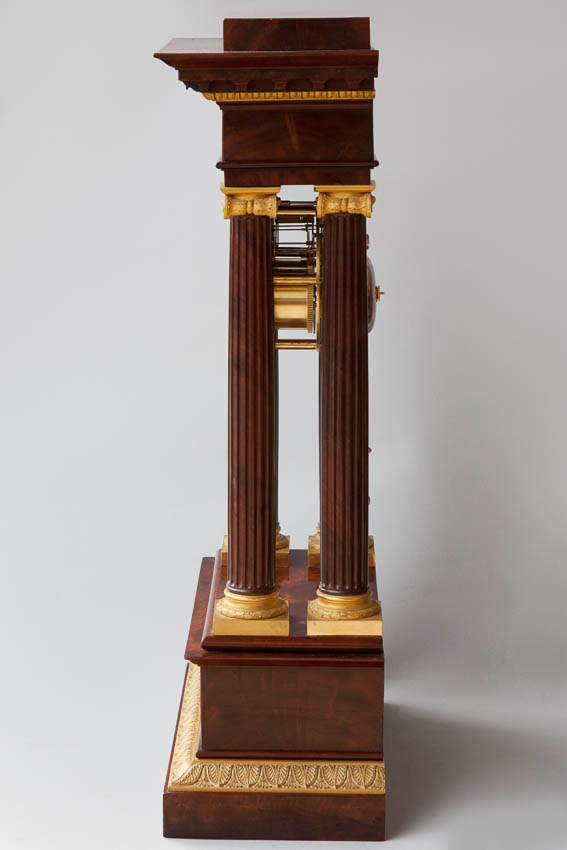double column side view