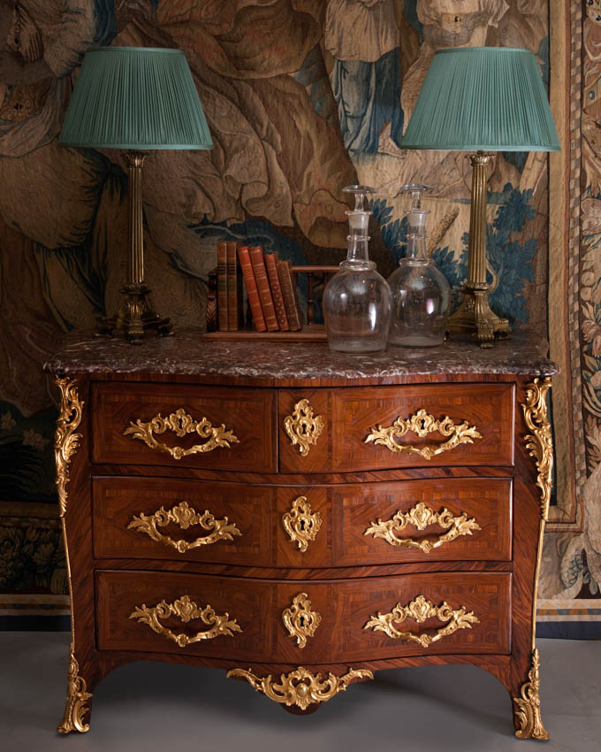 Louis XV commode from Julia Boston Antiques
