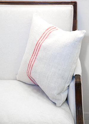 hemp cushion