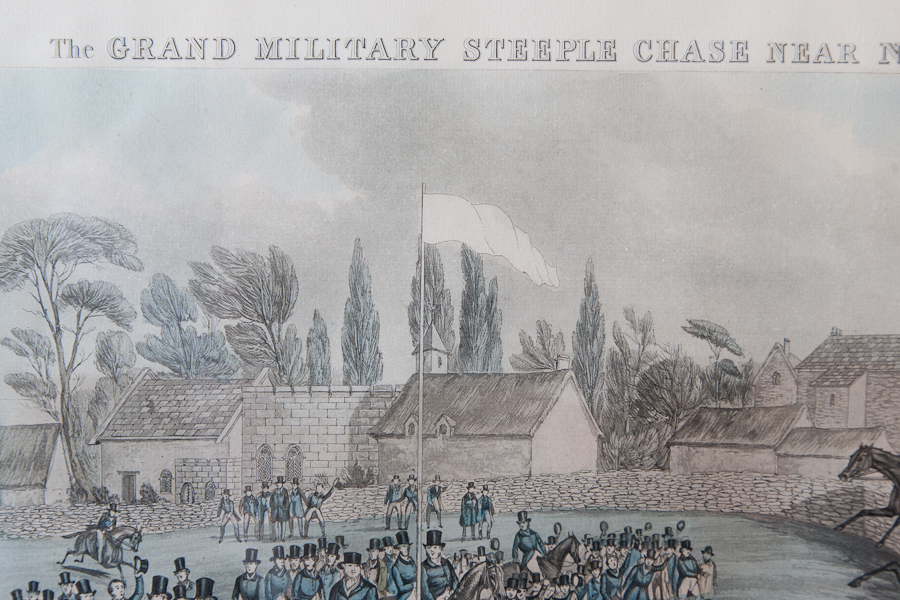 grand military steeplechase